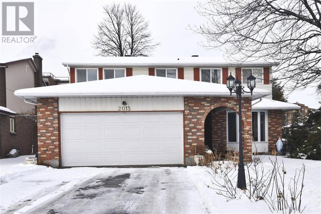 House for sale at 2015 Tawney Rd Ottawa Ontario - MLS: 1169663