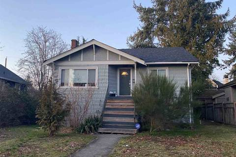 House for sale at 2015 44th Ave W Vancouver British Columbia - MLS: R2439151