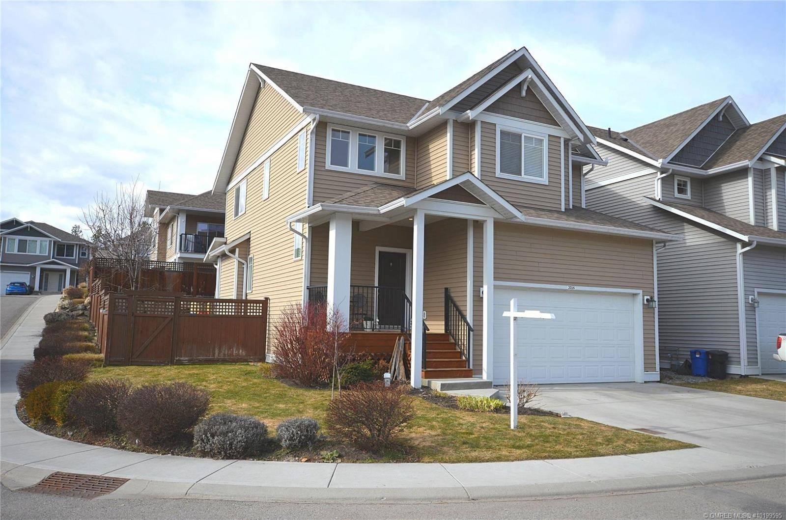 House for sale at 2016 Elkridge Dr West Kelowna British Columbia - MLS: 10199595