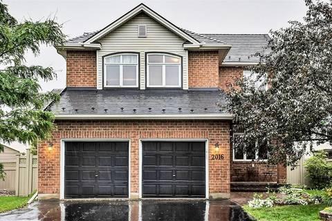 House for sale at 2016 Newcarlisle Cres Ottawa Ontario - MLS: 1160535