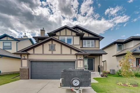 House for sale at 2017 Luxstone Li Southwest Airdrie Alberta - MLS: C4278434