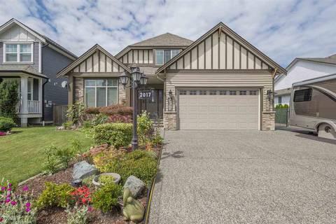 House for sale at 2017 Mccaffrey Rd Agassiz British Columbia - MLS: R2396423