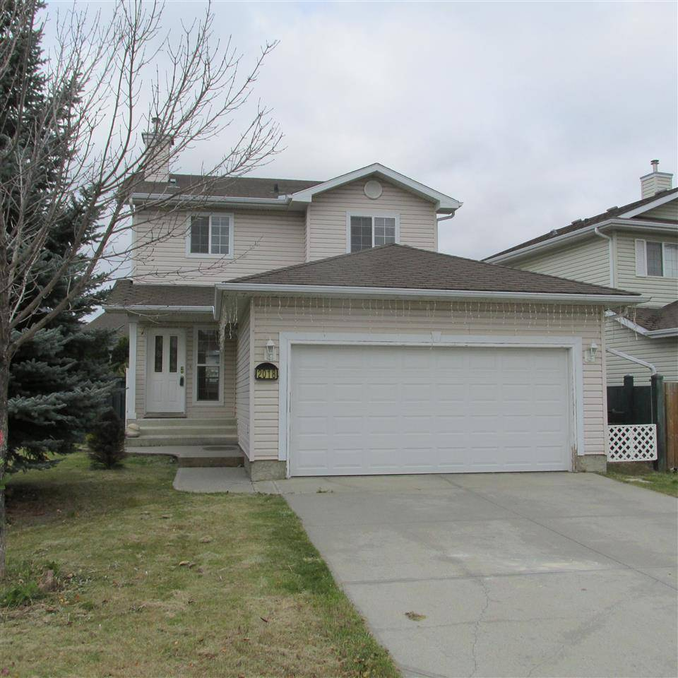 House for sale at 2018 Garnett Wy Nw Edmonton Alberta - MLS: E4175513