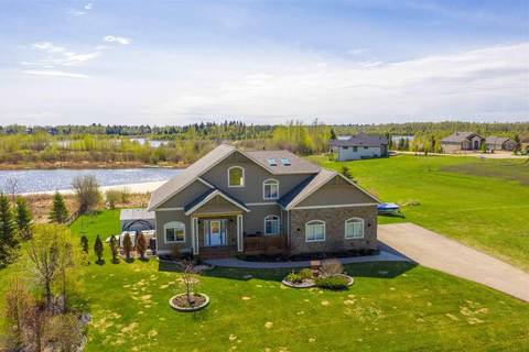House for sale at 2018 Spring Lake Dr Rural Parkland County Alberta - MLS: E4152211