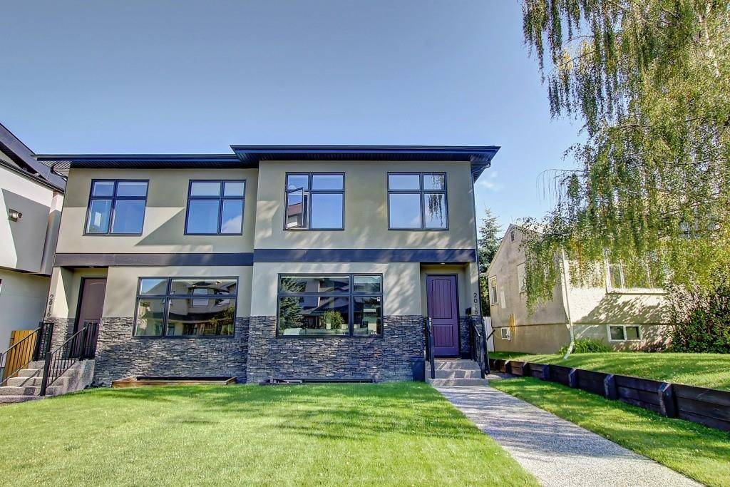 Townhouse for sale at 2018 Undefined 32 St Sw Killarney/glengarry, Calgary Alberta - MLS: C4241606