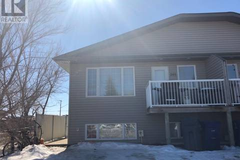 Townhouse for sale at  Haichert St Unit 201a&B Warman Saskatchewan - MLS: SK763276