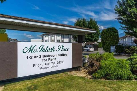 Condo for sale at 45655 Mcintosh Dr Unit 201D Chilliwack British Columbia - MLS: R2385400