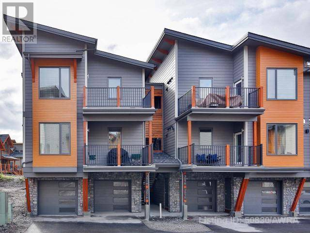 Townhouse for sale at 1101 Three Sisters Pw Unit 201h Canmore Alberta - MLS: 50830