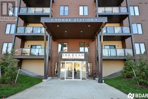 Condo for sale at 100 Dean Ave Unit 202 Barrie Ontario - MLS: 30725183