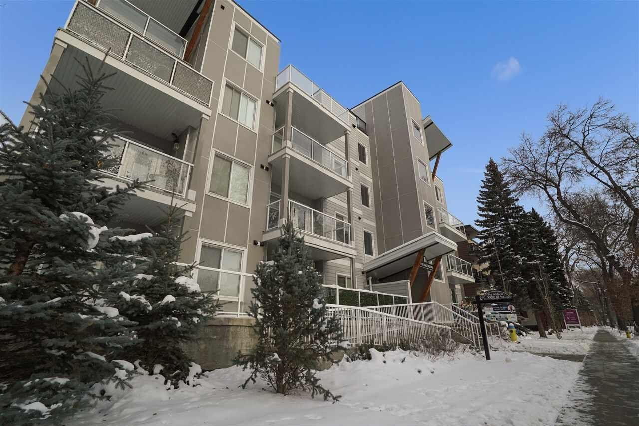 Condo for sale at 10030 83 Av NW Unit 202 Edmonton Alberta - MLS: E4216282