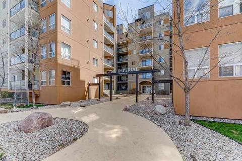 Condo for sale at 10235 112 St Nw Unit 202 Edmonton Alberta - MLS: E4156604
