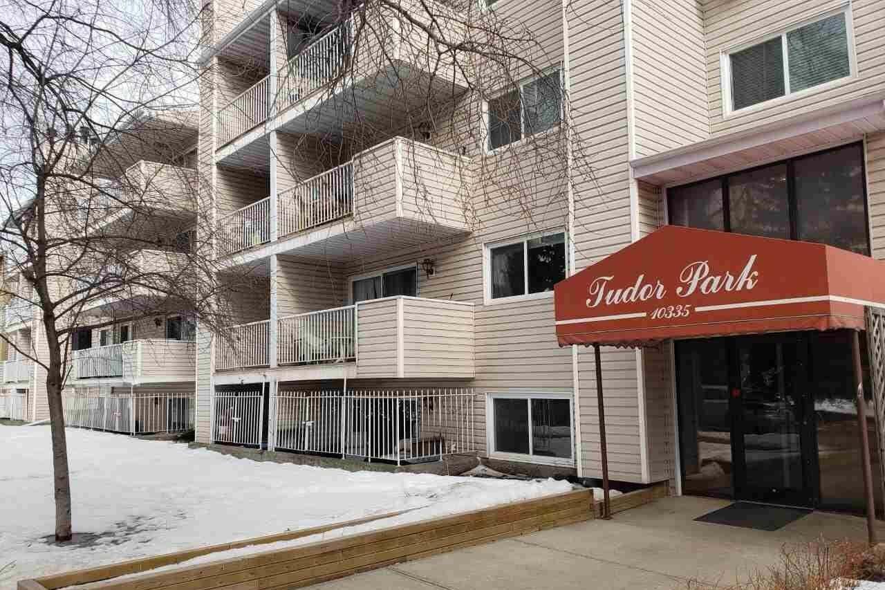 Condo for sale at 10335 118 St NW Unit 202 Edmonton Alberta - MLS: E4190076