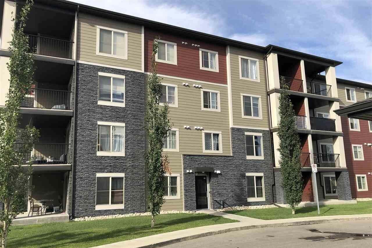 Condo for sale at 107 Watt Common SW Unit 202 Edmonton Alberta - MLS: E4214490