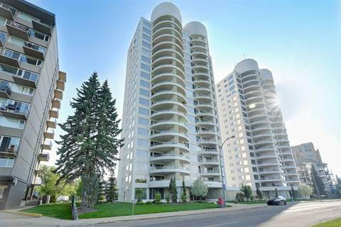 Condo for sale at 10721 Saskatchewan Dr Nw Unit 202 Edmonton Alberta - MLS: E4166199