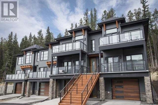 Townhouse for sale at 110 Stewart Creek Landing Landng Unit 202 Canmore Alberta - MLS: 51565