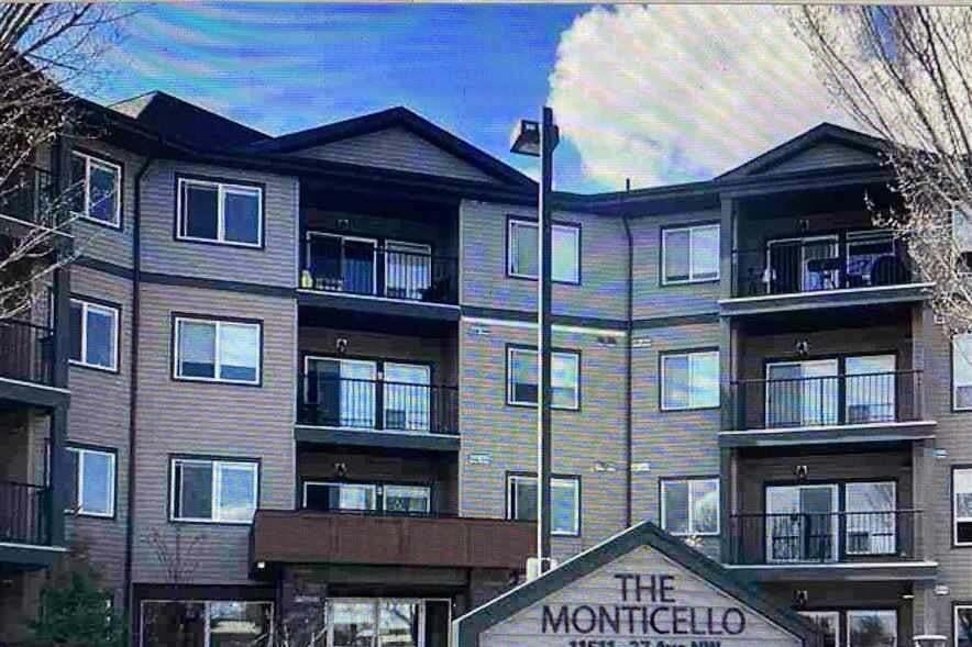 Condo for sale at 11511 27 Av NW Unit 202 Edmonton Alberta - MLS: E4204553