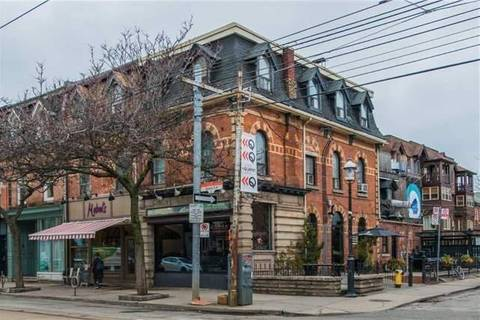 Commercial property for lease at 1154 Queen St Apartment 202 Toronto Ontario - MLS: C4681128