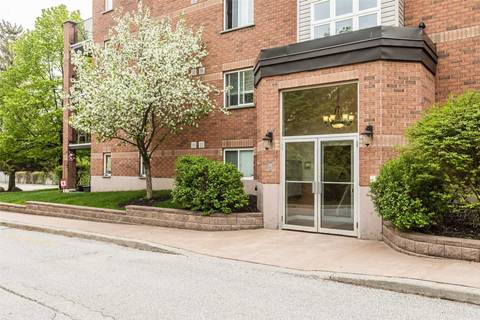Condo for sale at 117 Edgehill Dr Unit 202 Barrie Ontario - MLS: S4559459