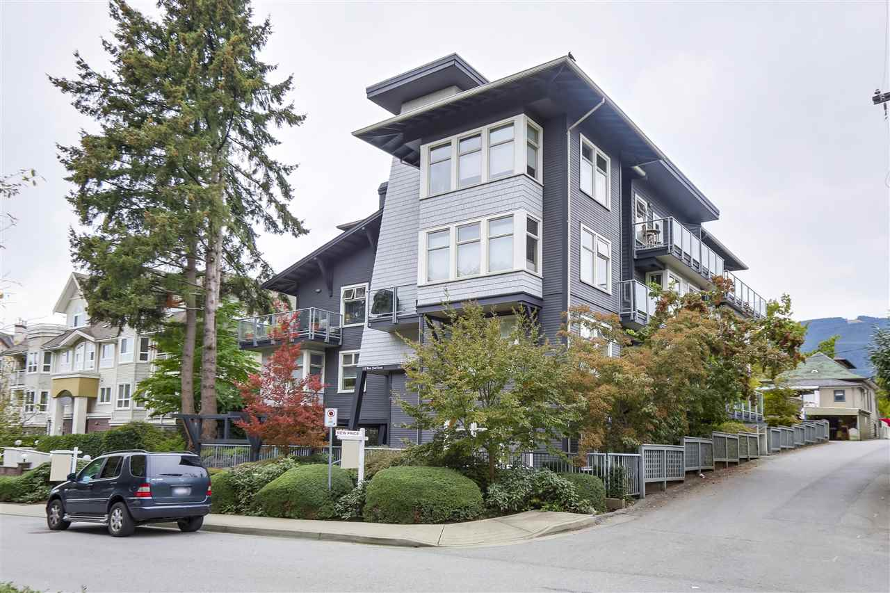 Buliding: 118 West 22nd Street, North Vancouver, BC