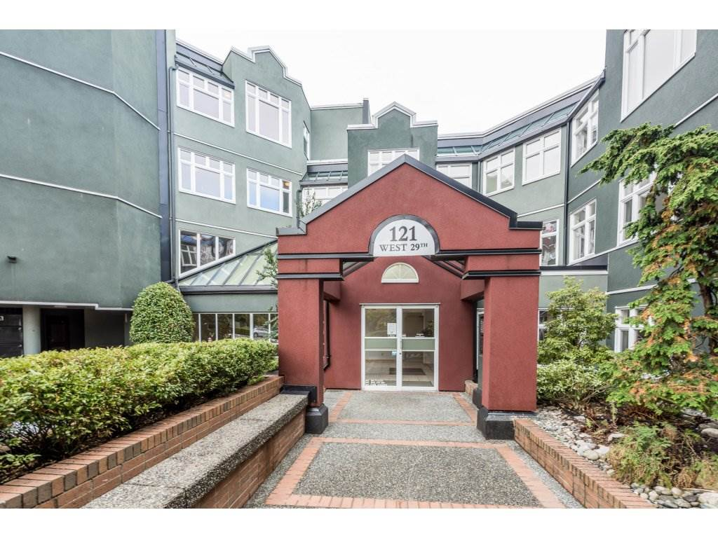 Sold: 202 - 121 29th Street, North Vancouver, BC