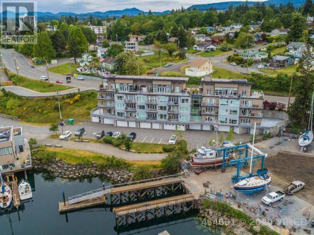 Townhouse for sale at 1250 Stewart Ave Unit 202 Nanaimo British Columbia - MLS: 464661