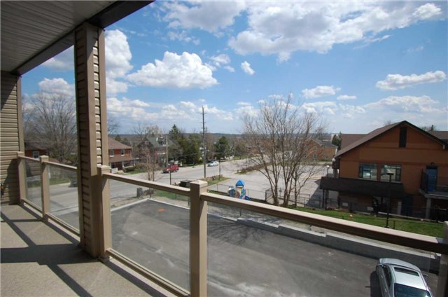For Sale: 202 - 128 Barrie Street, Bradford West Gwillimbury, ON   1 Bed, 1 Bath Condo for $360,000. See 10 photos!