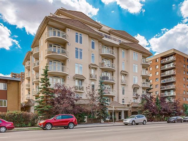 Buliding: 1315 12 Avenue Southwest, Calgary, AB