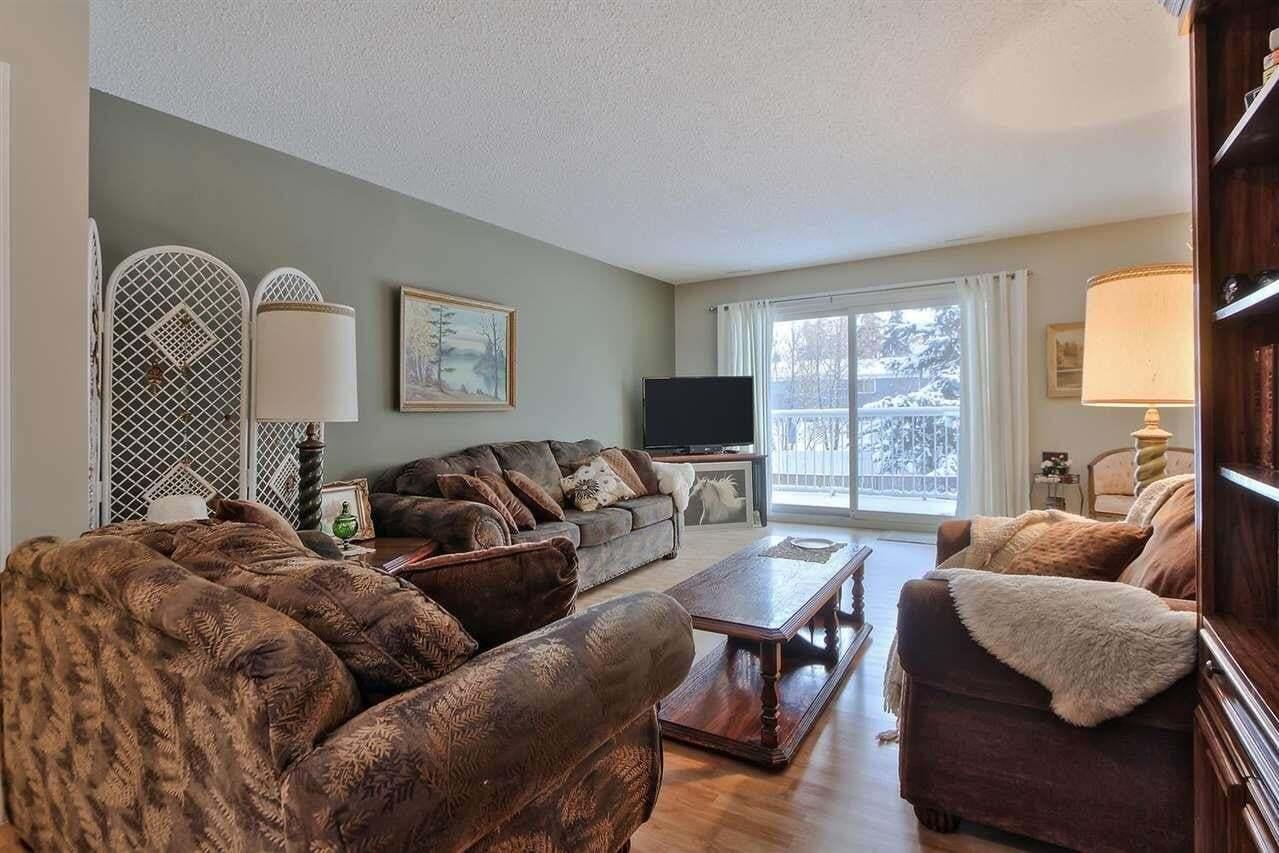 Condo for sale at 14810 51 Av NW Unit 202 Edmonton Alberta - MLS: E4185570