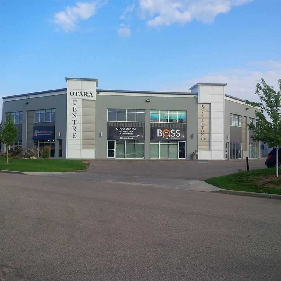 Commercial property for sale at 15 Carlton Dr Unit 202 St. Albert Alberta - MLS: E4125455