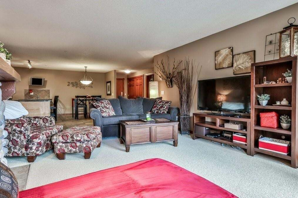 Condo for sale at 150 Crossbow Pl Unit 202 Three Sisters, Canmore Alberta - MLS: C4297653