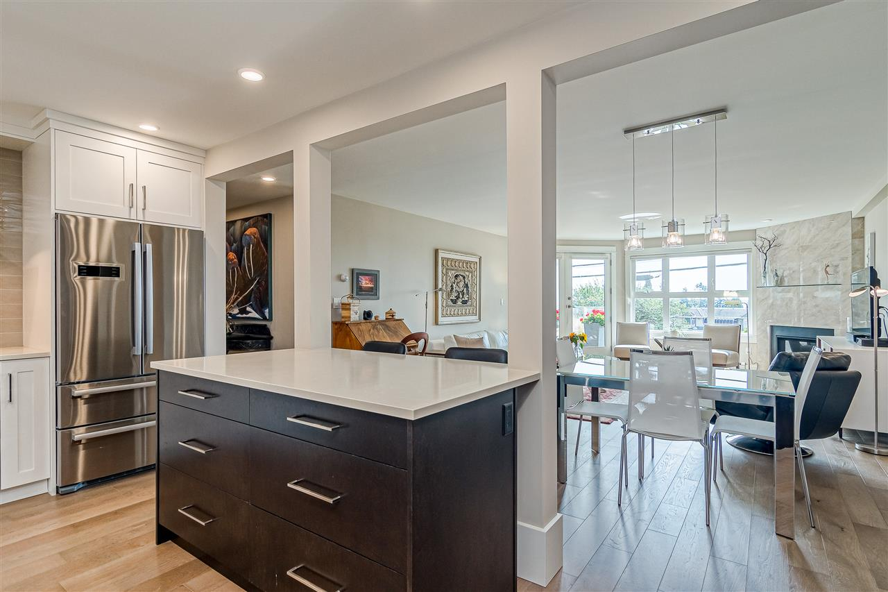 For Sale: 202 - 15367 Buena Vista Avenue, White Rock, BC | 2 Bed, 2 Bath Condo for $698000.