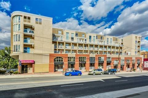 Condo for sale at 1540 17 Ave Southwest Unit 202 Calgary Alberta - MLS: C4238684
