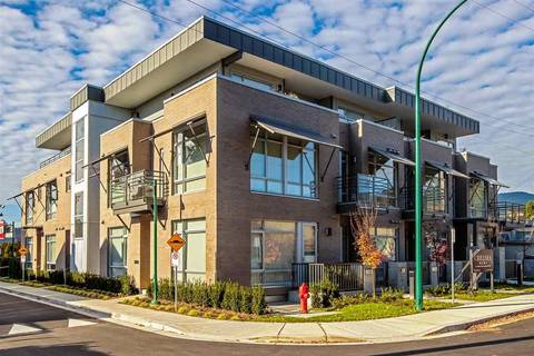 Condo for sale at 1591 Bowser Ave Unit 202 North Vancouver British Columbia - MLS: R2420717
