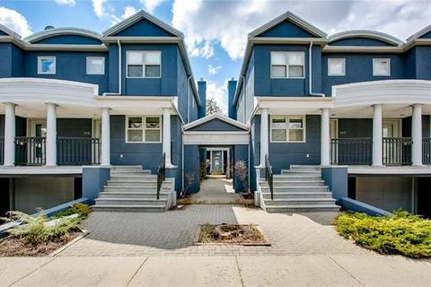 Townhouse for sale at 1625 15 Ave Southwest Unit 202 Calgary Alberta - MLS: C4243635