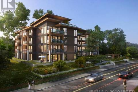 Condo for sale at 1700 Balmoral Ave Unit 202 Comox British Columbia - MLS: 454314