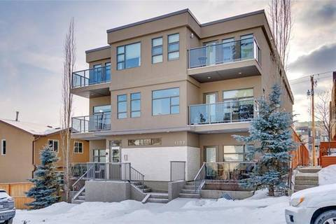 Townhouse for sale at 1707 27 Ave Southwest Unit 202 Calgary Alberta - MLS: C4281152