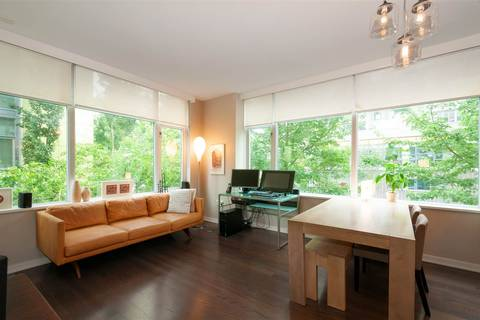 Condo for sale at 181 1st Ave W Unit 202 Vancouver British Columbia - MLS: R2386370
