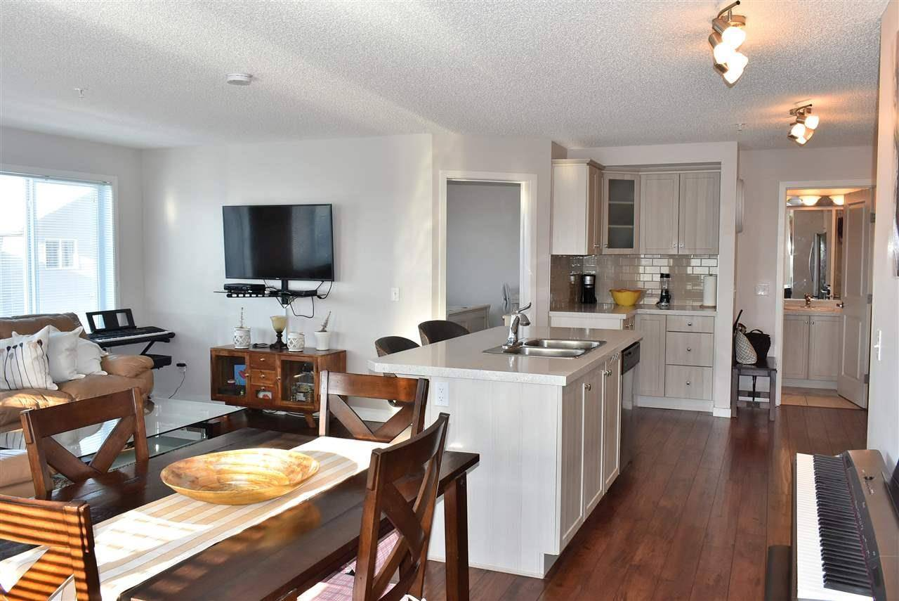 Condo for sale at 1820 Rutherford Rd Sw Unit 202 Edmonton Alberta - MLS: E4185274
