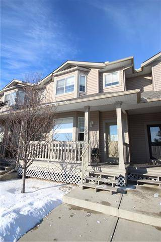 Townhouse for sale at 2001 Luxstone Blvd Southwest Unit 202 Airdrie Alberta - MLS: C4286033