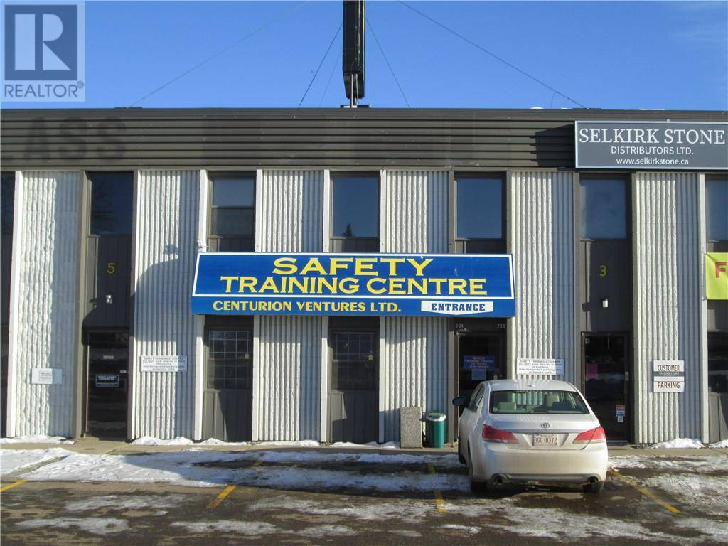 Commercial property for lease at 7819 50 Ave Apartment 202-204 Red Deer Alberta - MLS: ca0154750