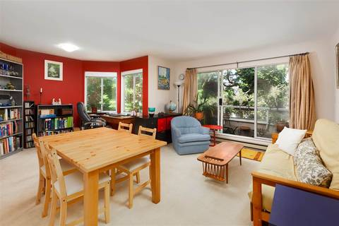 Condo for sale at 2057 3rd Ave W Unit 202 Vancouver British Columbia - MLS: R2380814