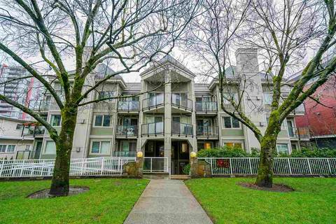 Condo for sale at 210 Carnarvon St Unit 202 New Westminster British Columbia - MLS: R2432118