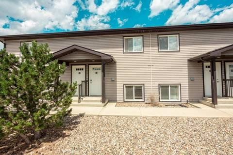 Townhouse for sale at 2118 18 Ave Unit 202 Coaldale Alberta - MLS: LD0160786