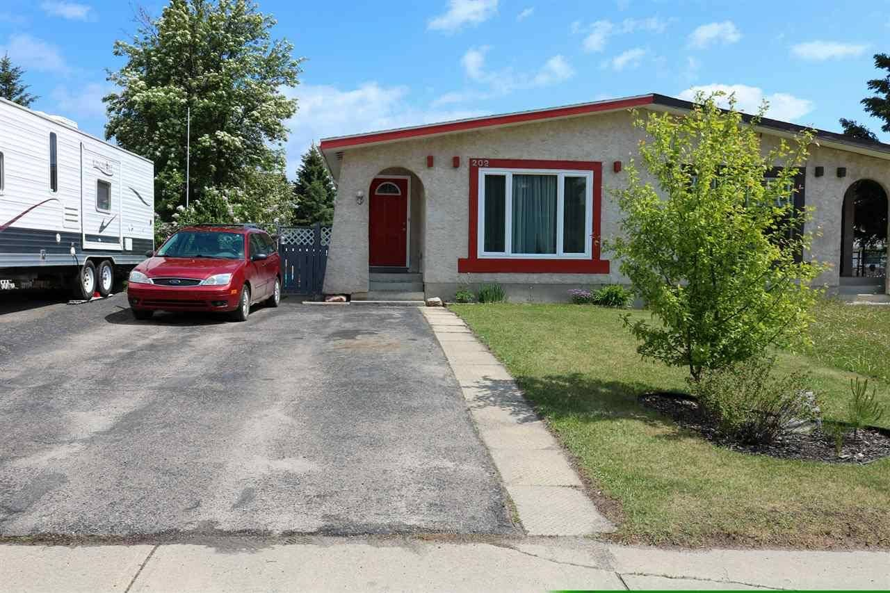 Townhouse for sale at 202 22 St Cold Lake Alberta - MLS: E4160900