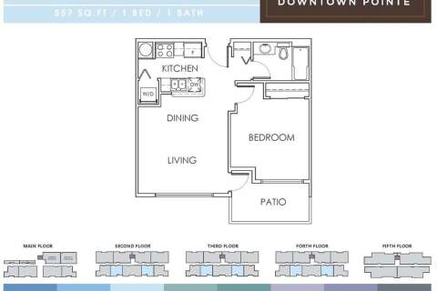 Condo for sale at 2229 Atkins Ave Unit 202 Port Coquitlam British Columbia - MLS: R2461939
