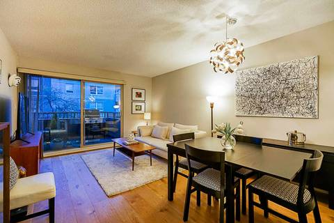 Condo for sale at 2480 3rd Ave W Unit 202 Vancouver British Columbia - MLS: R2351895