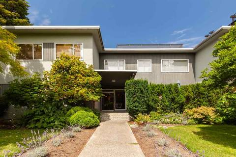 Condo for sale at 2493 1st Ave W Unit 202 Vancouver British Columbia - MLS: R2390592