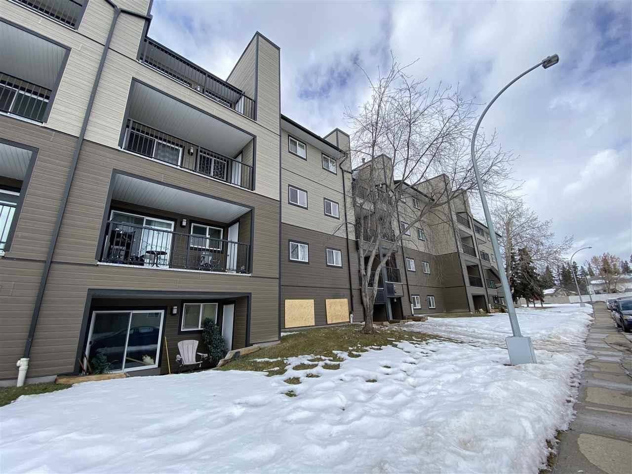 Condo for sale at 2508 40 St Nw Unit 202 Edmonton Alberta - MLS: E4189970
