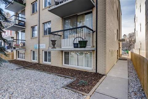 Condo for sale at 313 20 Ave Southwest Unit 202 Calgary Alberta - MLS: C4243377
