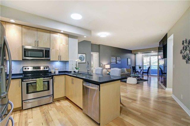 Sold: 202 - 33 Cox Boulevard, Markham, ON